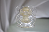 Reformed Gerber latex pacifier kidnapped